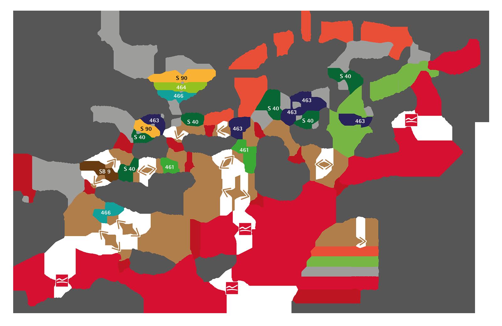 Sauerland Karte Berge.Einfach Mehr Vom Urlaub Mit Der Schmallenberger Sauerland Card